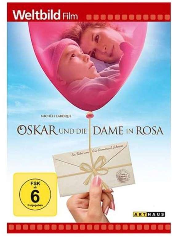 Oskar und die Dame in Rosa - Weltbild-Edition (DVD) für 3,99€ inkl. Versand (statt 9€)