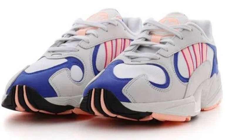 """Adidas Originals Herren Sneaker """"Yung-1"""" in Weiß für 28,79€ inkl. Versand (statt 54€)"""
