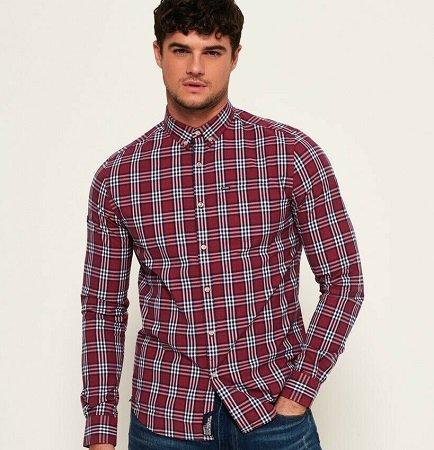 Superdry Herren Hemden (versch. Modelle) für je 24,95€ inkl. Versand