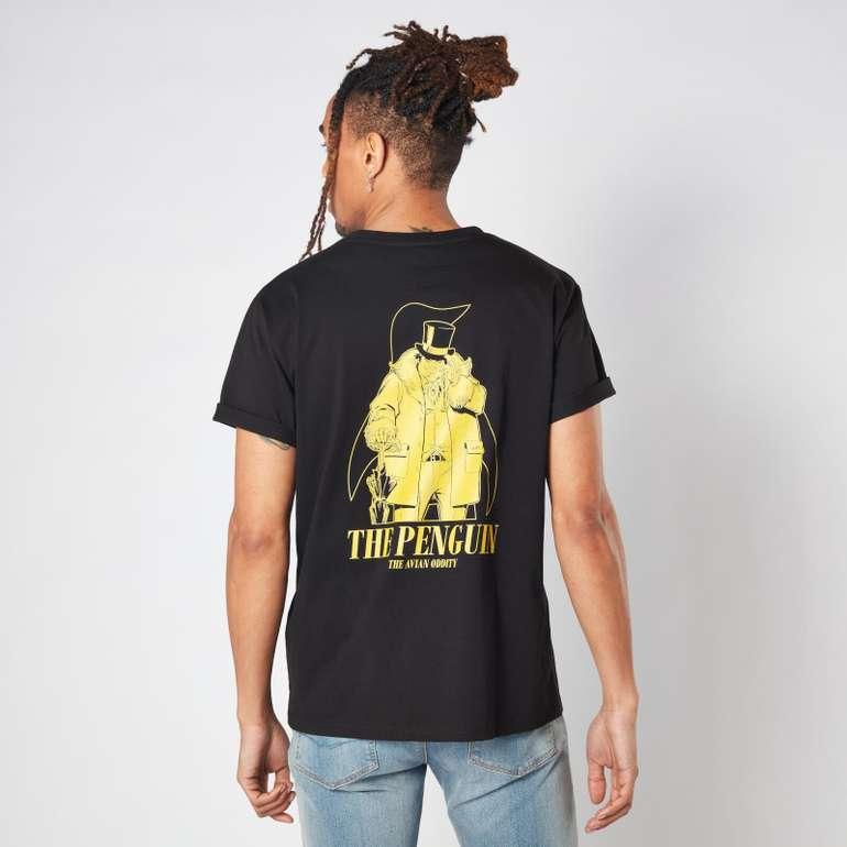 Batman Villains Collection – 2 Shirts oder 2 Hoodies kaufen + Tasse Gratis