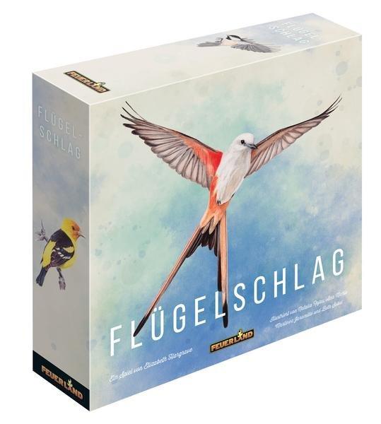 Brettspiel: Flügelschlag (Kennerspiel des Jahres 2019) für 33,01€ (Vergleich: 39€)