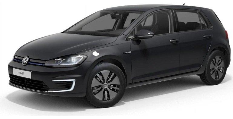 Berliner-Gewerbekunde: Volkswagen Golf E inkl. CCS-Ladedose für 15€ Netto mtl. leasen (BAFA-Sonderzahlung)