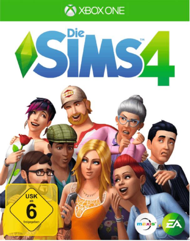 Die Sims 4 (Xbox One) für 18€ inkl. Versand (statt 30€)