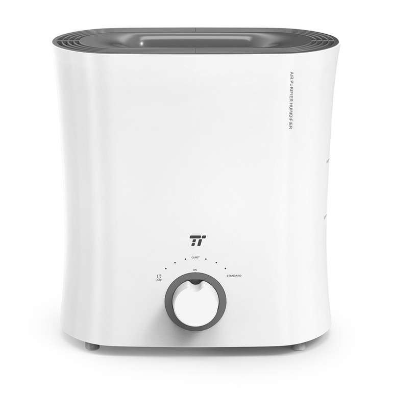 TaoTronics Luftbefeuchter mit Filter (2,5L Wassertank) für 29,99€ inkl. Versand (statt 50€)