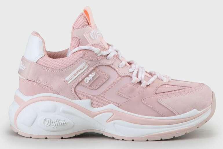 "Buffalo ""B.NCE S2"" Sneaker in rosa für 55,93€inkl. Versand (statt 67€)"