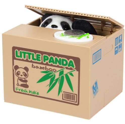 Elektronische Pandasparbüchse Little Panda für 8,16€ inkl. Versand