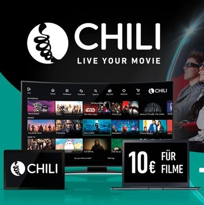 Chili Tv Gutschein