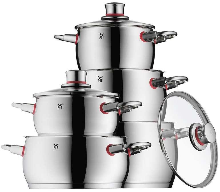 WMF Kochgeschirr-Set Quality One 5-teilig für 179,99€ inkl. Versand (statt 220€)