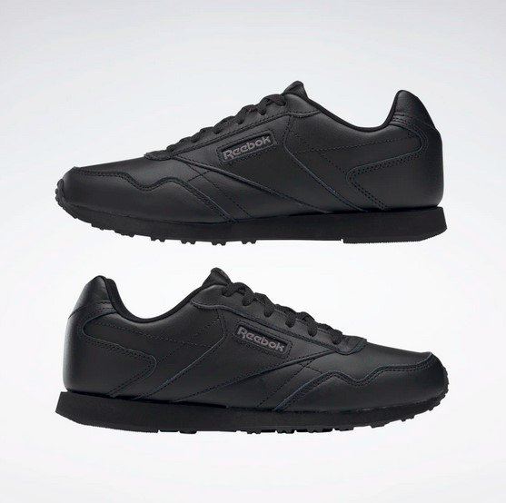 Reebok Royal Glide LX Damen Sneaker in schwarz für 36€inkl. Versand (statt 45€)