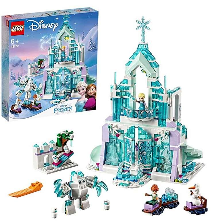 Lego Disney Princess Die Eiskönigin Elsas (43172) für 45,46€ inkl. Versand (statt 60€)