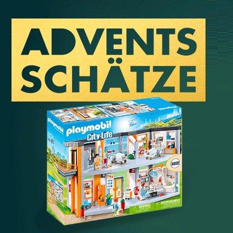 Galeria Advents Schätze, z.B. 20% Rabatt auf Gesellschaftsspiele
