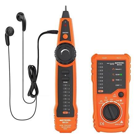 Meterk MK-XX1 RJ11 + RJ45 Kabel Tester für 14,99€ inkl. VSK (statt 28€)