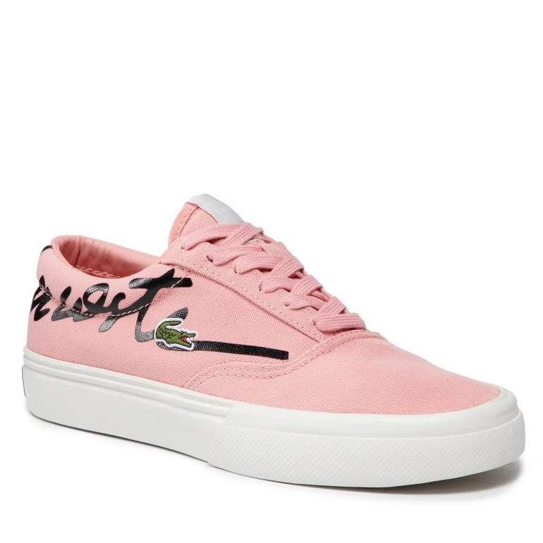 Lacoste Damen Sneaker Jump Serve für 66,50€ inkl. Versand (statt 90€)