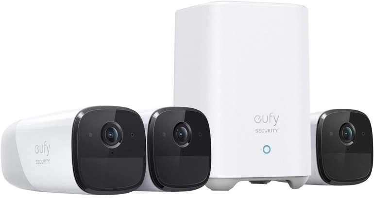 Eufy T88523D2 Full-HD Überwachungssystem (Auflösung: 2k) für 284,79€ inkl. Versand (statt 385€)