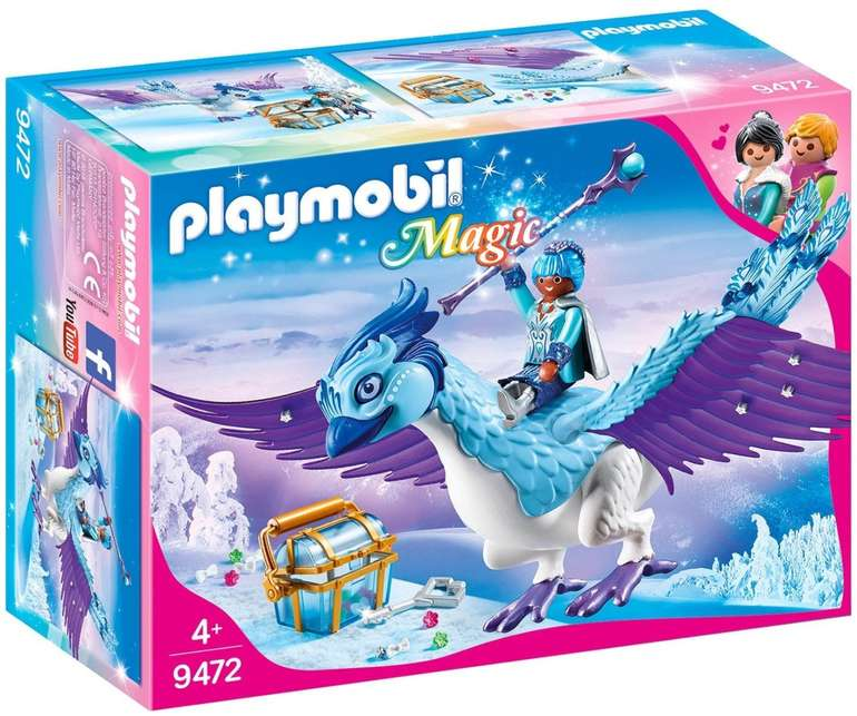 Playmobil Magic 9472 - Prachtvoller Phönix für 7,20€ (statt 15€) - Prime!