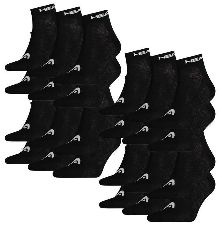 30 Paar Head Quarter Socken (Größe 35-46, Unisex) für 27,95€ inkl. Versand (statt 44€)