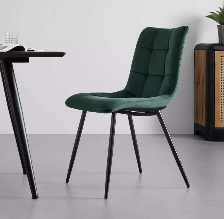 "Bessagi Home Stuhl ""Suri"" (vers. Farben) zu je 40,25€ inkl. Versand (statt 55€)"