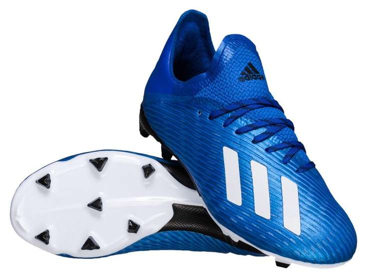 Adidas X 19.1 FG Kinder Fußballschuhe für 43,94€ (statt 48€)