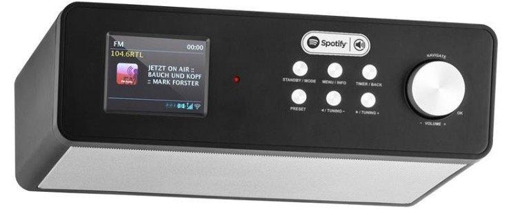 Auna KR-200 Küchenradio mit WLAN & Spotify Connect für 119,99€
