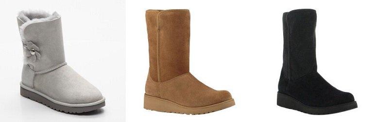 UGG Sale mit bis zu 65%, z.B. Boots Abree mini ab 89,99€…