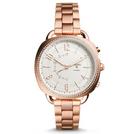 Fossil FTW1208P - Accomplice Hybrid Smartwatch für 59,40€ (statt 100€)