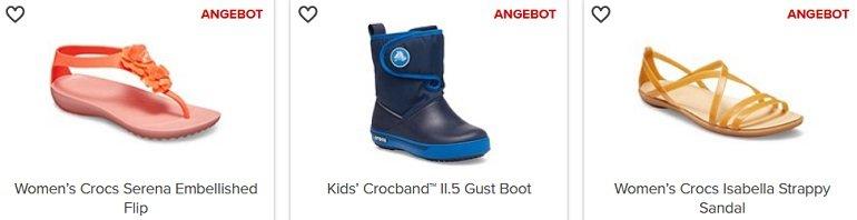 Crocs Rabatt 2