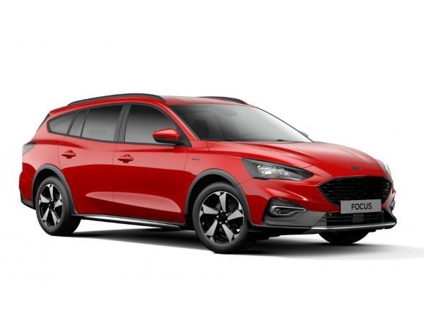 Privat + Gewerbe: Ford Focus Active Turnier für 167€ Brutto mtl. leasen