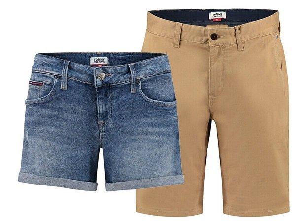 Tommy Jeans Damen & Herren Shorts je nur 39,90€ inkl. VSK