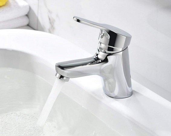 Homelody Design-Waschtischarmatur für 15,99€ inkl. VSK mit Prime