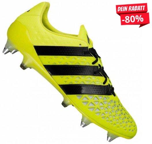 Adidas ACE 16.1 SG Herren-Fußballschuhe für 43,94€ inkl. Versand