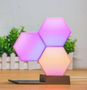 Lifesmart Creative Geometry Shape - modulare LED-Panel Lampe für 36€