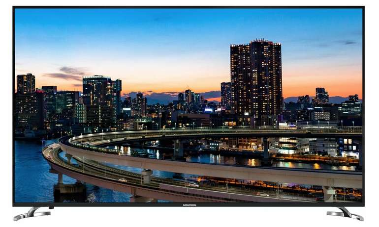 Grundig 75GUB8960 - 75 Zoll Ultra HD 4K LED Smart TV für 777€ inkl. Versand (statt 899€)