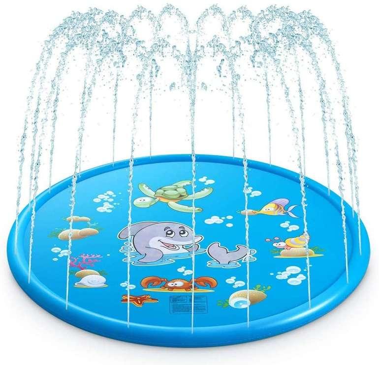 Eletorot Wasserspielmatte (170 cm) für 8,99€ inkl. Prime Versand (statt 10€)