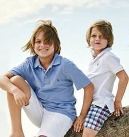 Ralph Lauren Damen u. Kinder Sale mit bis zu 65% Rabatt - z.B. Shirts 18€