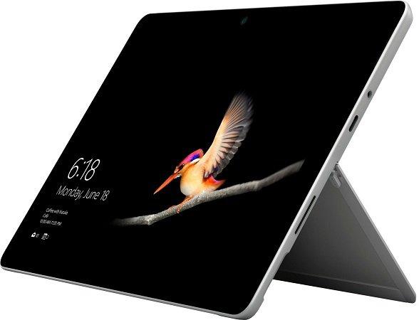 Microsoft Surface Go 2in1 Notebook mit 128GB SSD & 8GB RAM für 408,98€ (B-Ware)