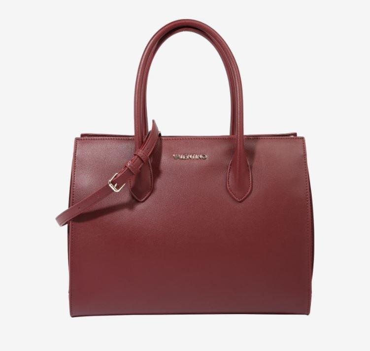 Valentino Bags Handtasche 'Memento' in Weinrot für 104,30€ inkl. Versand (statt 150€)