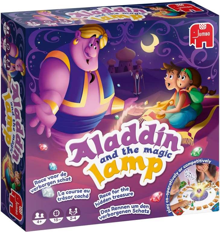 Jumbo Brettspiel Aladdin und die Wunderlampe für 19,60€ inkl. Versand (statt 27€)