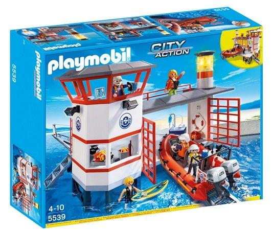 Playmobil City Action Küstenwachstation mit Leuchtturm für 39,99€ (statt 57€)