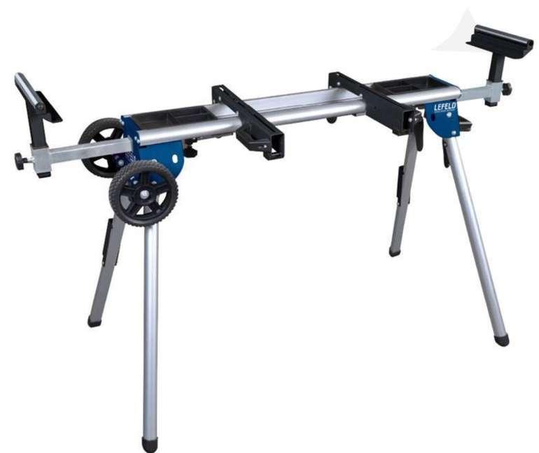 Lefeld Maschinenständer UG 150 mit Rollen nur 80,10€ inkl. VSK (statt 99€)