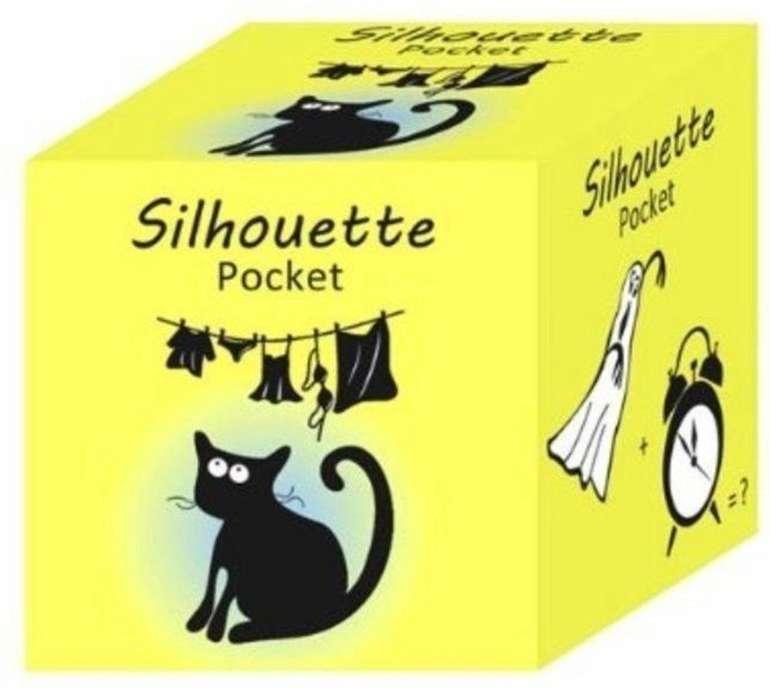 Silhouette Pocket (Denksport-Gesellschaftsspiel, Ab 8 Jahren) für 4,49€ inkl. Versand (statt 11€)