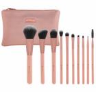 Bis zu 45% Rabatt auf Make-up-Pinsel bei bh-cosmetics – z.B. 10-tlg. Set mit Kosmetiktasche für 18,75€