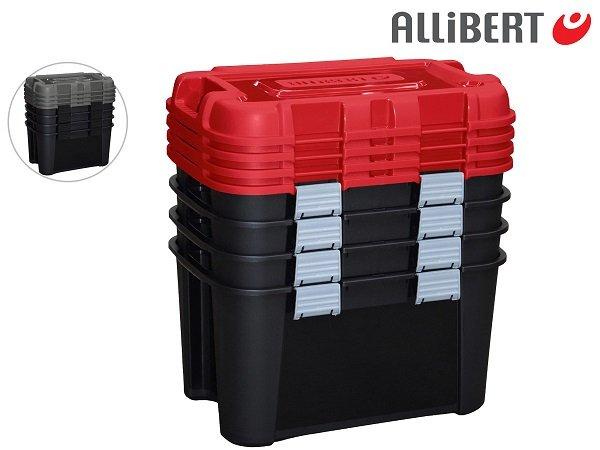 4er Pack Keter Totem 60 l Aufbewahrungsboxen für 45,90€ (statt 88€)