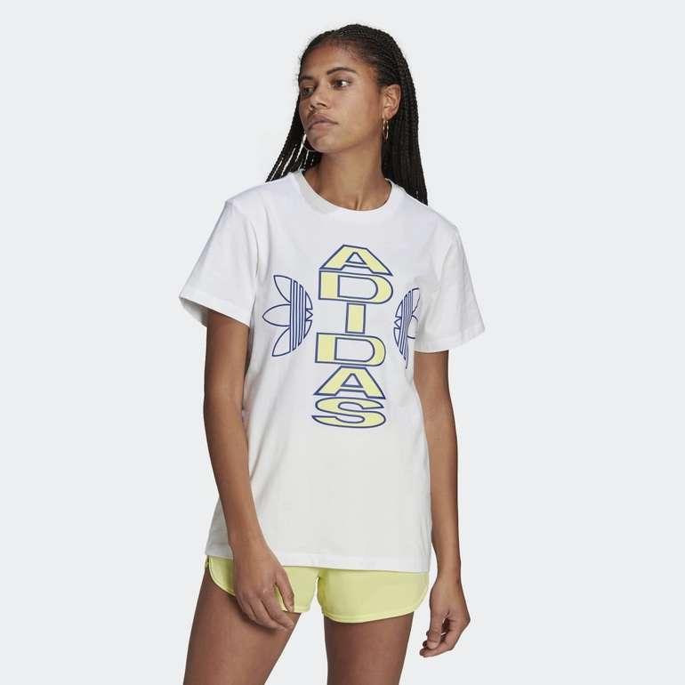 Adidas Originals Loose Collegiate T-Shirt für 24,50€ inkl. Versand (statt 30€) - Creators Club