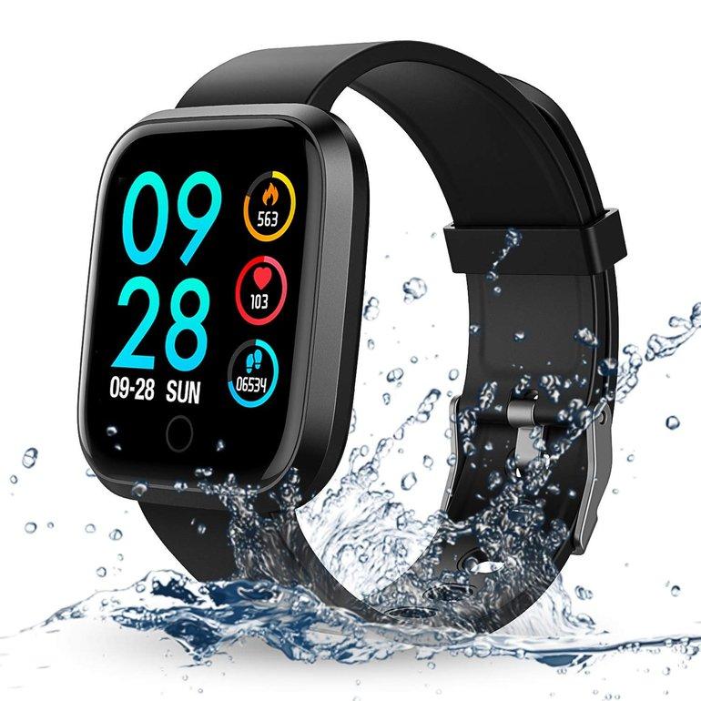 Riversong Fitness Smartwatch für iOS und Android nur 25,99€ (statt 40€)