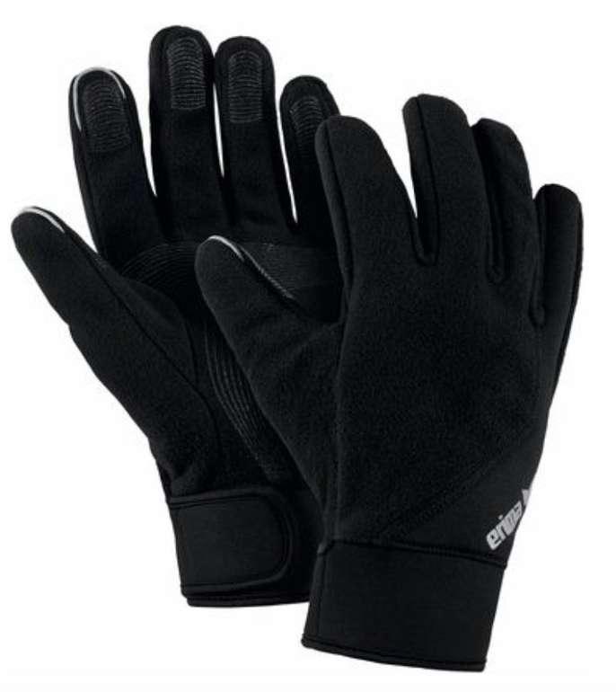 Erima Sports Glove - Fleece Handschuhe (Feldspielerhandschuhe) für 5€ inkl. Versand (statt 13€)