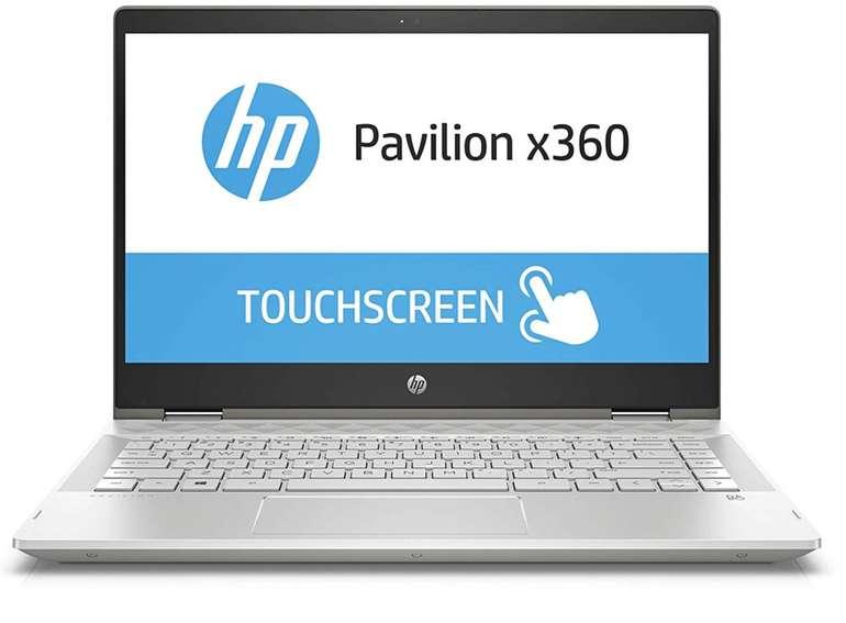 "HP Pavilion Convertible x360 14-cd1005ng - 14"" Full-HD IPS Multi-Touch (Intel i5-8265U, 8GB, 1TB, 128GB SSD) je 699€ inkl. Versand"