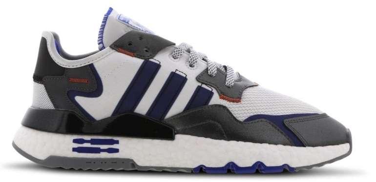 """Adidas Originals Nite Jogger X Star Wars """"Cloud White""""-Colourway für 62,99€ inkl. Versand (statt 82€)"""