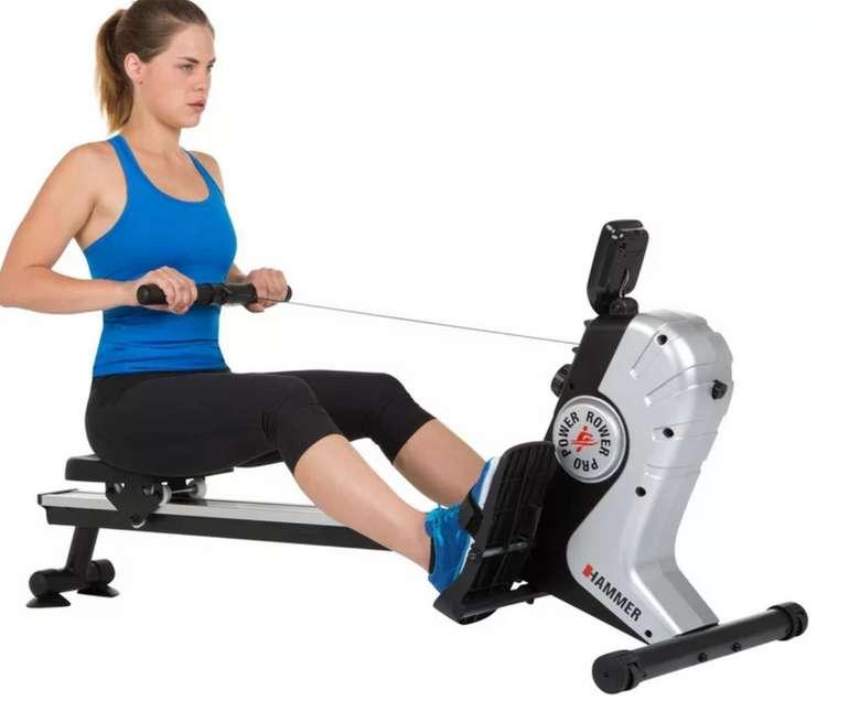 "Hammer Rudergerät ""Power Rower Pro"" für 236,59€ inkl. Versand (statt 300€)"