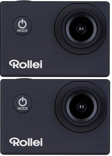 Doppelpack Rollei Actioncam Family für 39€ inkl. Versand (statt 56€)