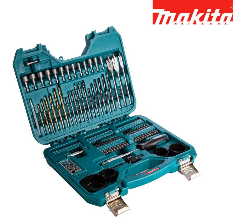 Makita Bit- und Bohrerset 100-tlg. (P-90249) im Koffer für 40,90€ (statt 46€)